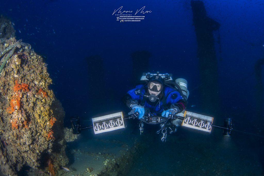 MV Viminale Wreck